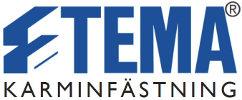 TEMA Karminfästning Logo